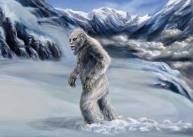 Yeti by Mely-Val