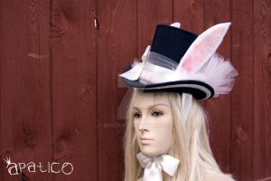 Dances of Vice bunny hat 6 by apatico