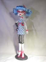 Summer Frights Ghoulia by halogirl81