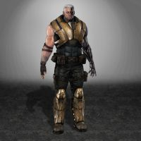 Deadpool Cable by ArmachamCorp