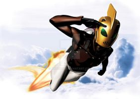 The Rocketeer by cirus5555