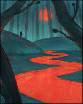 Lonesome - Spitpaint I #232 by AngelGanev