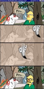 Okami fan comic by MadKatt15