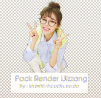 Pack Render Ulzzang by KhanhLinhCucheoo