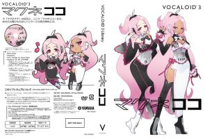Macne Coco VOCALOID 3 Box by Inochi-PM