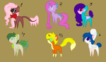 ADOPTS OPEN by Lissany626
