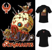the Octonauts t-shirt by animot