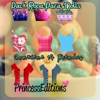 Ropa Sepzi para Dolls! by PrincessDesigns