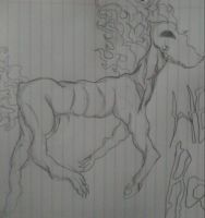 Hell Horse by L0rdL0ser
