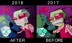 Before And After by Pheuxie