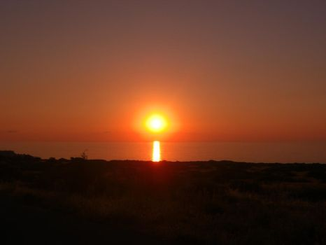 Cyprus 2012 - Sunset (6) by Clyde1998