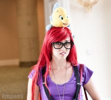 Flounder by NovemberCosplay