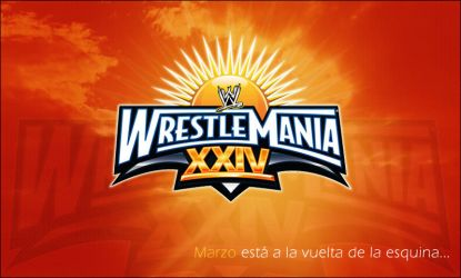 wrestlemania 24 warm up... by leopic