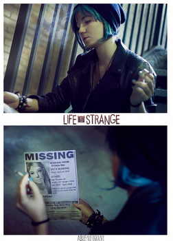 Chloe Price cosplay - 3 by XiXiXion