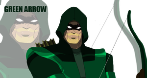 Green Arrow by Griff-84