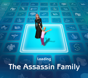 The Assassin Family by SpellboundFox