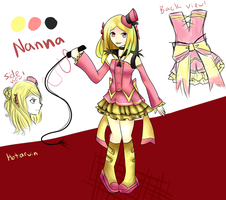 Cirque de la Vie Contest Entry: Nanna by Hotaruin