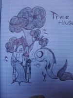 TreeHouse by Floating-BlowFish