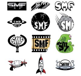SMF Logo designs by KRPgraphics