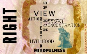 The Eightfold Path by lotus82