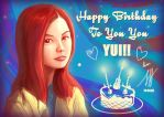Happy Birthday To You You by Jeff-Mahadi