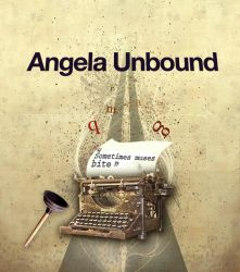 Angela Unbound poster by marame