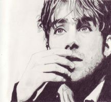 Damon Albarn by mneferta