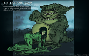 Terror of the Toad by Chronorin