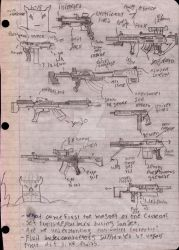 Weapons Study 12 by fatman791
