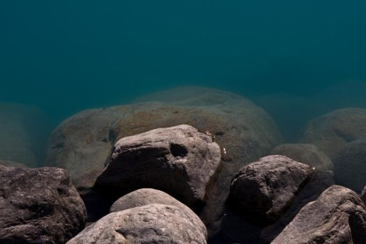Stones in the Water by ChristophMaier
