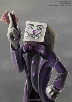 King Dice - Cuphead by GamingHedgehog