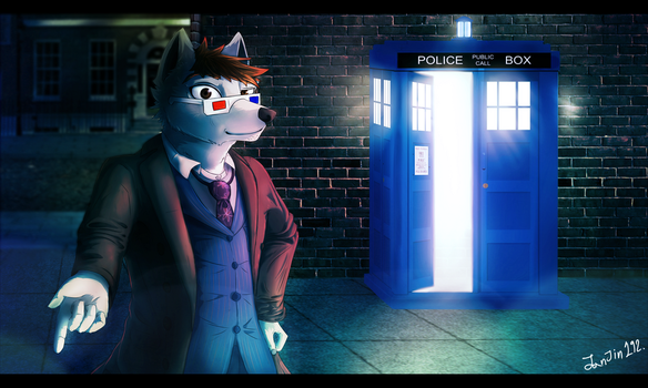Doctor Who. by janjin192