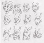 Troll Head Headcanons 2 by Dragimal