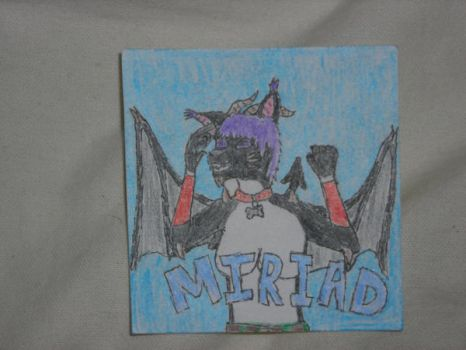 Miriad Badge. by Dylboy66rocks