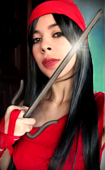 Elektra Natchios by GisaGrind