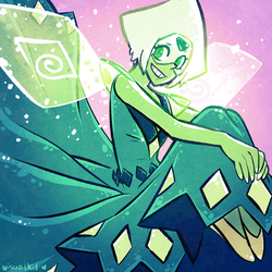 Fairy Peridot by visualkid-n