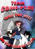 LD Spoiler: Team Comi-Play by mell0w-m1nded
