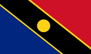 Flag of The Commonwealth of the Lesser Antilles by HiphoptimusPrime