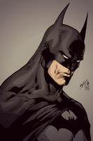 Batman by arissuparmanart