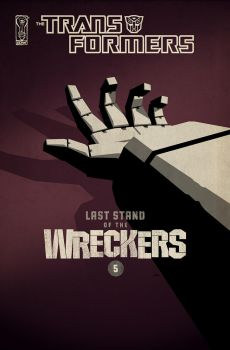 Last Stand of the Wreckers 5 by trevhutch