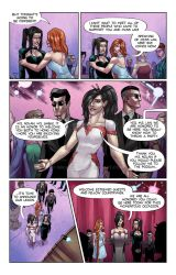 Empress - Issue 6 - Pg. 10 by NRGComics