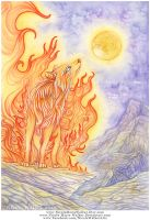 Burning the Night - Complete by Nicole-Marie-Walker