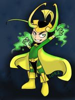 Loki:Color by Aurosai