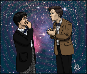Two Meets Eleven by Weaselon