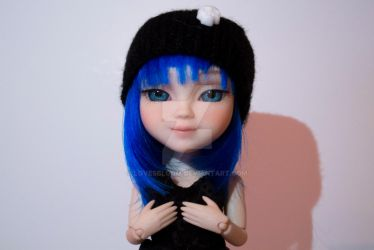 Punky Blue by LovesBloom