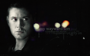 Dean Winchester wallpaper by aaania80