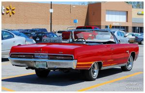 A Plymouth Sport Fury Convertible by TheMan268