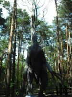 Therizinosaurus by omg-stock