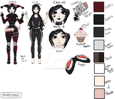:| Baby Doll Refrence Sheet |: by Stockinghime