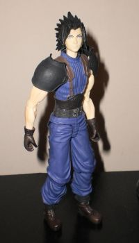 Crisis Core Custom: Young Zack Fair by SassyJazzRazzMatazz